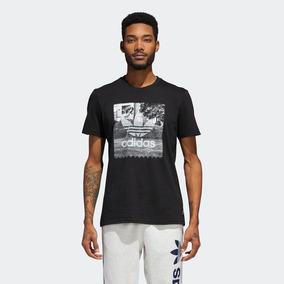 9d9de46d1e Camiseta Adidas Originals Tamanho G - Camisetas Manga Curta para ...