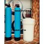Filtro De Agua Industrial Suavizador Doble