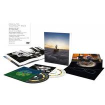 Set Box Cd + Dvd Pink Floyd The Endless River Lacrado