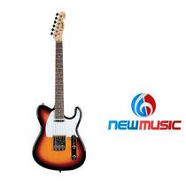 Guitarra Memphis Tagima Mg 52 Telecaster Sunburst