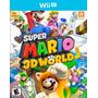 °° Super Mario 3d World Nintendo Selects Wii U °° En Bnkshop