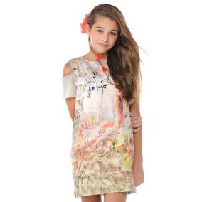 Vestido Mayoral De 10 Y 18 Años En Color Geranio