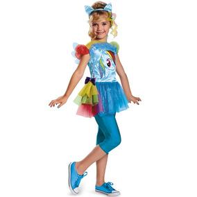Disfraz Disguise Rainbow Dash P/ni¿as S (3t-4t) X