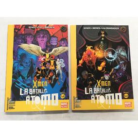 Cómic, Marvel, Pack La Batalla Del Átomo. Ovni Press