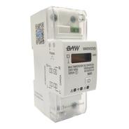 Multimedidor De Energía Wifi Consumo Kw/h Reseteable Smart