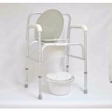 Cadeira De Banho Ortopédica E Higiênica Idosos E Deficiente