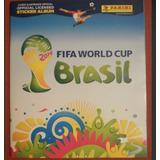 Álbum Da Copa De 2014 Brasil- Completo