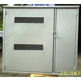 Caja 3 Medidores Electrico Corpoelec 220 Voltios100x90x32 Cm