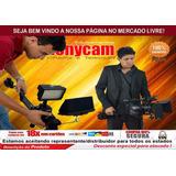 Suporte De Ombro Ronycam P/ Dslr E Filmadora Camcorder