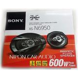 Parlantes Pentaxiales Sony Xs-n6950 En Oferta S/299 Soles !!