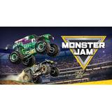 Entradas Monster Jam 8 Diciembre 2018 Populares Norte