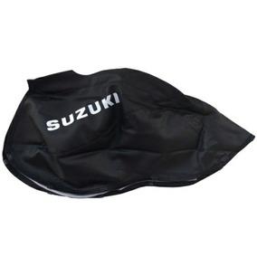 Capas Tanque Compatível Suzuki Yes Preta