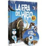 Libro: La Era Del Hielo En 3d - Incluye Dvd Y Anteojos Lexus