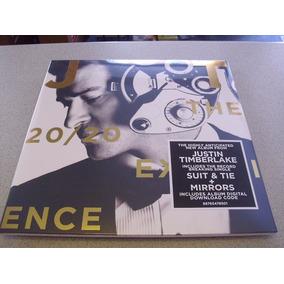 Justin Timberlake Lp Duplo 180g The 20/20 Experience Lacrado
