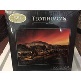 Rompecabezas De Teotihuacan 1000 Piezas 70cm X 50cm