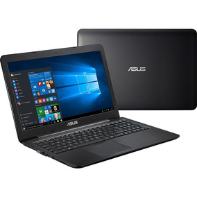 Notebook Asus Quad Core 4gb 500gb Tela Led 15,6 Win 10