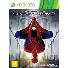 Homem Aranha Amazing Spider Man 2 . Jogos Xbox 360
