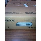 Videoproyector Epson 730hd Nuevo Proyector 3lcd