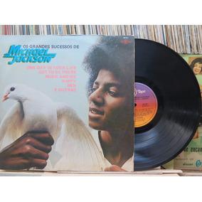 Michael Jackson Os Grandes Sucessos Lp Top Tape 1975 Stereo