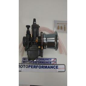Corneta Para Carburador Kart Koso 28, 30 ,32 E 34mm Cbx250