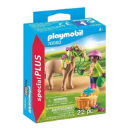 Playmobil Niña Con Pony 70060 Special Plus Ink Educando