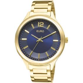 Relógio Feminino Analógico Euro Eu2035lqy/4a