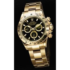 8796ac4181f Relogio Rolex Daytona Prata Com Fundo Preto Frete Gratis - Relógios ...