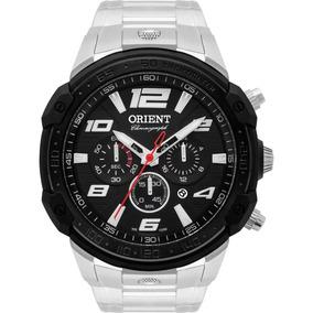 Relógio Orient Masculino Cronógrafo Mbssc172 P2sx