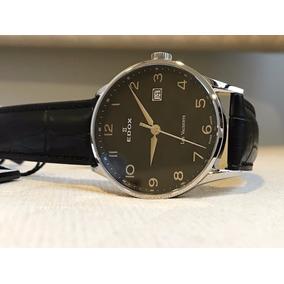 Relógio Edox Les Vauberts Swiss Made Quartz