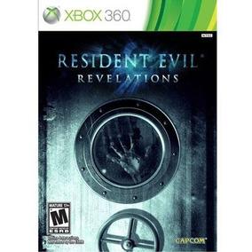 Capcom Resident Evil Revelations X
