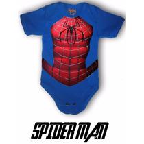 Disfraces Para Bebes - Pañaleros De Spiderman Y Mas...