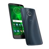 Motorola Moto G6 Plus, 64gb, 4gb Ram, Doble Cámara, Negoci $
