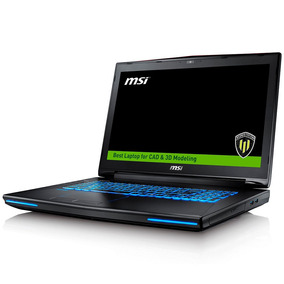 Notebook 17,3pol - Msi Wt72 6qk Workstation