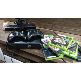 Xbox 360 Hd 250gb Kinect Desbloqueado