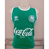 Camisa Retrô Palmeiras 89/90 - Regata - Manto Sagrado Retrô