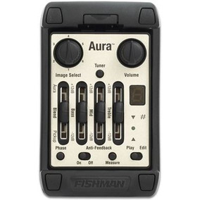 Ecualizador Eq Microfono Guitarra Fishman Aura Musicapilar