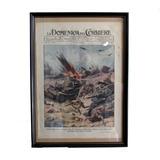 Portada La Domenica Del Corriere, Ww2, 6/7/1941, Original