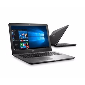 Notebook Dell Inspiron 5567 I7 7500 8g 1t 15.6 Win10 Ati