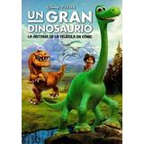 Un Gran Dinosaurio La Historia De La Pelicula En Comic De M4