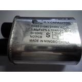 Capacitor De Alta Tensão 0.80uf+-3% Para Forno Microondas