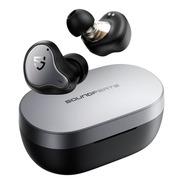 Auricular Bluetooth Soundpeats H1 Gamer Premium Dual Driver