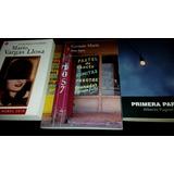 Pack 3 Libros Novelas (envío Gratis)