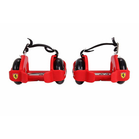 Ferrari Patines Skate Patines Para Tenis Zapato Luces Ruedas