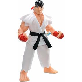 Boneco Street Fighter Ryu Capcom - 48cm Vinil Frete Gratis