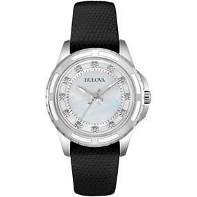Reloj Bulova Diamond 98p139 Tienda Oficial Bulova
