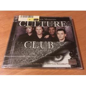 Culture Club Greatest Moments 2 Cd Sellado 1998 Europa