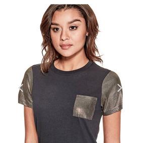 Remera De Mujer Marca Guess. Importada De Usa