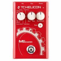 Pedal De Voz Tc-helicon Mic Michanic Reverb/delay