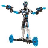Figura De Acción Max Steel Lanzador De Arena