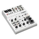 Mesa De Som E Interface Yamaha Ag06   Lançamento   Usb   Nfe